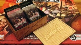 Zombicide game card box